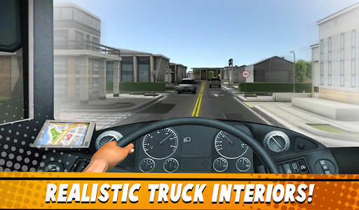 Euro Truck Simulator 2 : Cargo Truck Games 1.6 screenshots 11