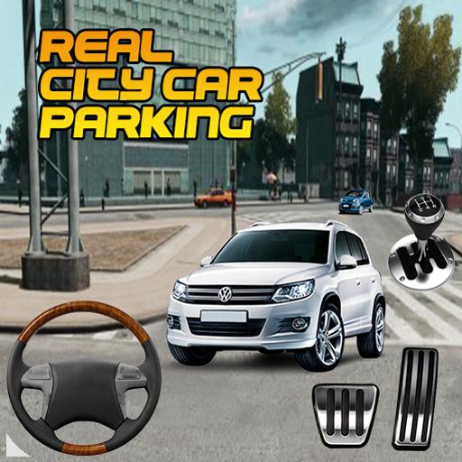 Real City Car Parking Adventure Challenge