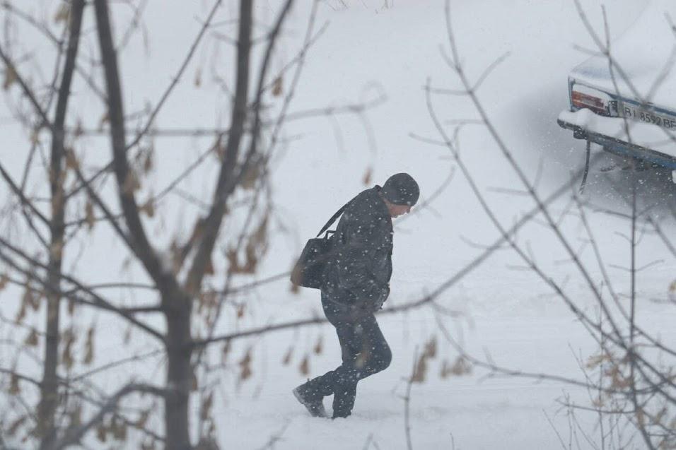 Полтаву вхурделило: ранок у місті після сильної негоди (ФОТО, ВІДЕО), фото-4