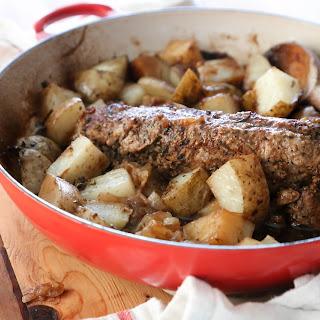 Balsamic Pork Tenderloin.