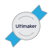 Ultimaker S5 3D Printer Extended Enhanced Service Plan (3 Years of Warranty Protection)