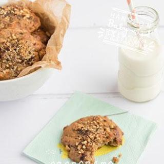 Super Healthy Chickpea Cookies.