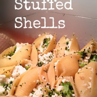Skinny Filled Shells.