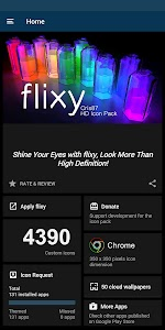 Download FLIXY - ICON PACK APK latest version by Cris87 for