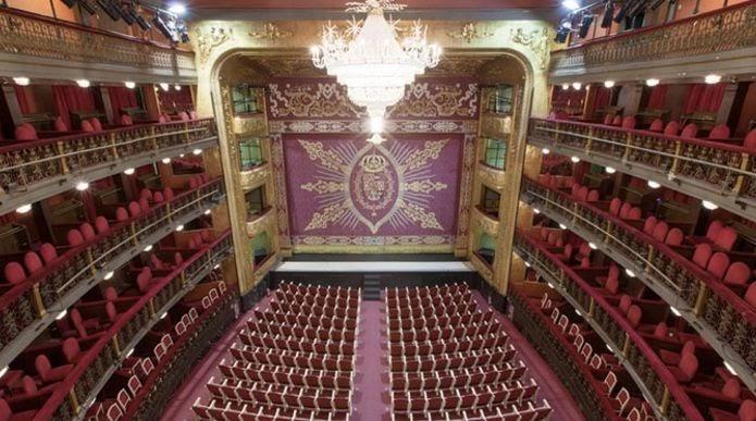 Reapertura Teatro Español