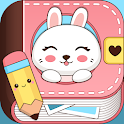 Niki: Cute Diary App icon