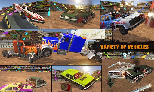 Demolition Derby Car Crash Stunt Racing Games 2020 filehippodl screenshot 6