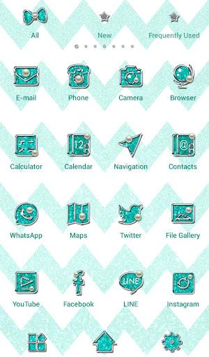 Cute Wallpaper Mint Glitter 1.0.0 Windows u7528 3