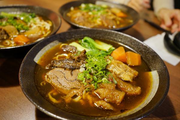 就是餓-私房牛肉麵(復國店) 牛肚、牛筋、紅燒牛肉麵推薦!