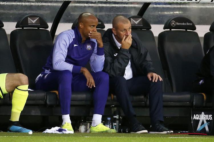 """Kompany se confie à la presse anglaise : """"Dans le futur nous voulons rivaliser avec l'Ajax et Bruges"""""""