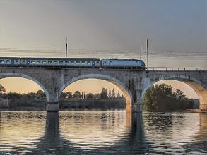 Photo: #peschieradelgarda  #italy  #lagodigarda  #trains  #italytravel