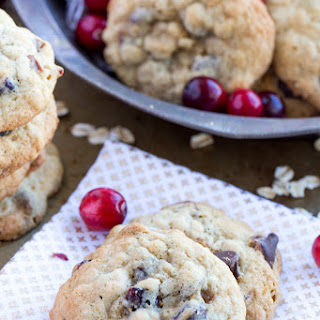 Dried Cranberry Chocolate Chip Cookies Recipes