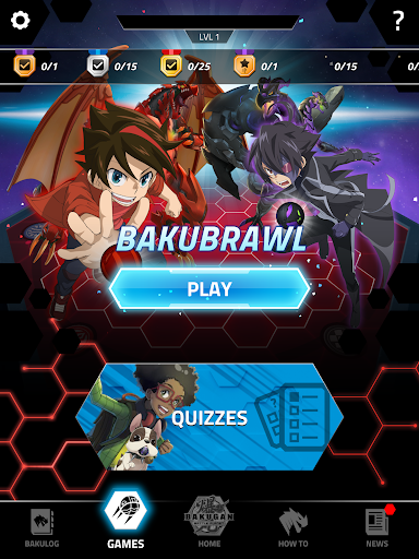 Bakugan Fan Hub 1.0.4 screenshots 10