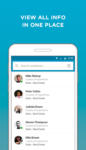 CornerJob - Job offers, Recruitment, Job Search  screenshots 7