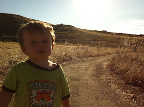 Photo: Finn in Bommer Canyon