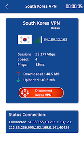 App South Korea-VPN Fastest Proxy Server APK for Windows Phone