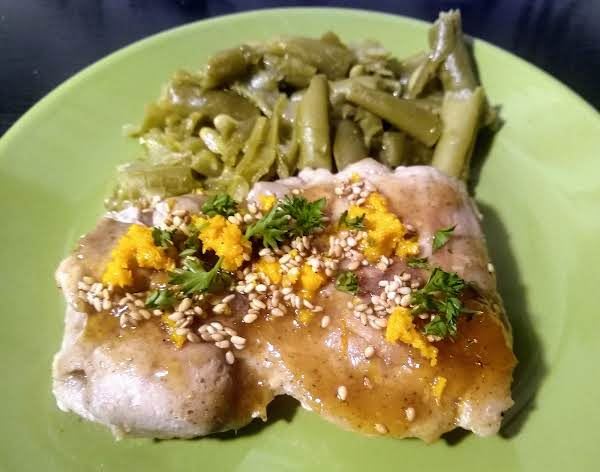 5-spice Up Chicken Thighs