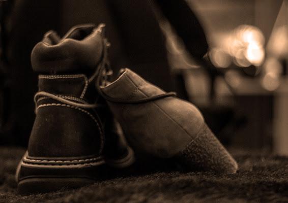 Shoes in love di Daniele Pernolino