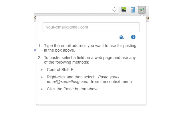 Email Paste