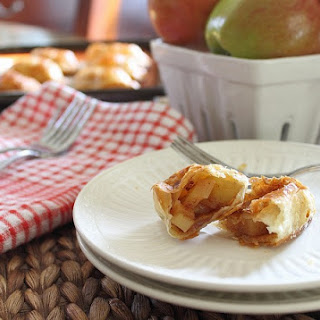 Puff Pastry Apple Hand Pies