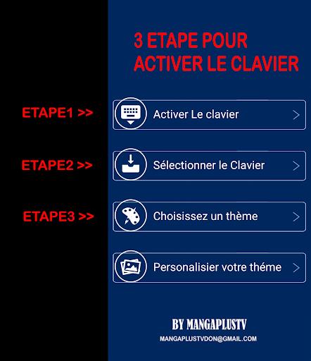 Clavier EST