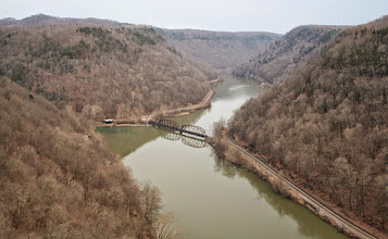Photo: Hawk's Nest, WV