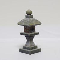 Stone lanterns (1/30 scale)