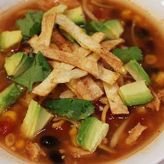 Cheddars Chicken Tortilla Soup Recipes.