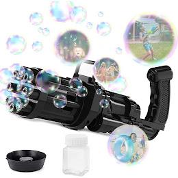 Dispozitiv de jucarie pentru baloane de sapun