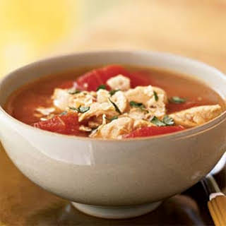 Chipotle Chicken Tortilla Soup.