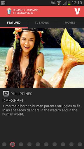 Asian Drama and Telenovela screenshot 1