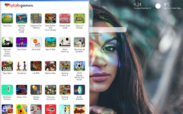 Lilly Singh Superwoman HD Wallpapers New Tab