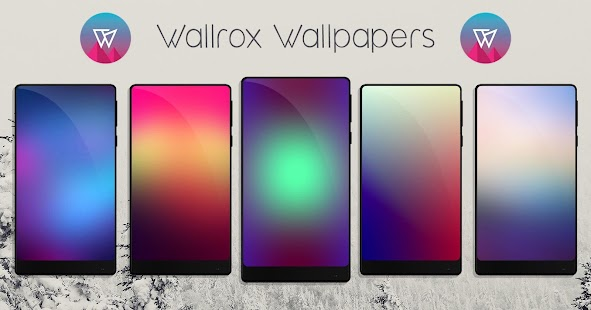 Wallrox Wallpapers 🔥 Screenshot