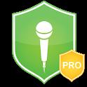 Microphone Block Pro - Anti spyware & Anti malware icon