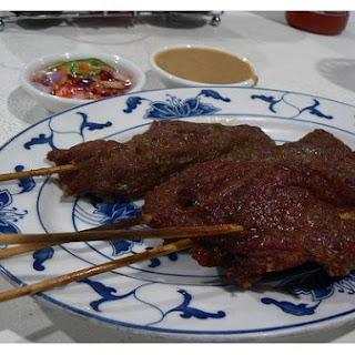Thai Satay Recipe