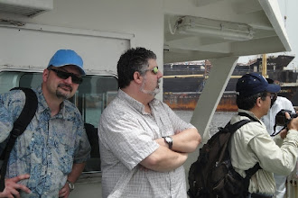 Photo: Dr. Pellegrino on a Faculty Development trip to Senegal 2010