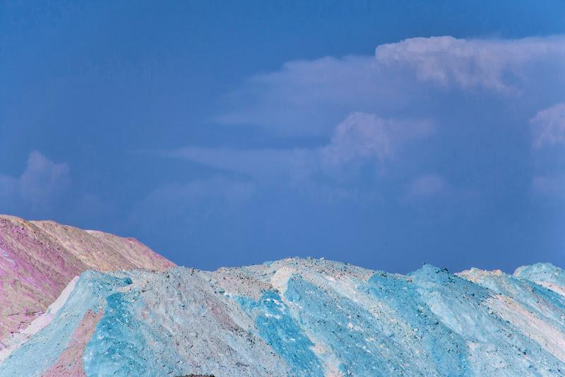 Nuvole di sale di atlantex