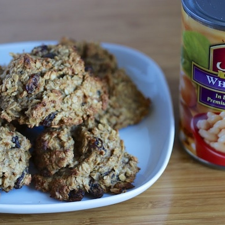 Oatmeal Raisin Cookies with White Beans Recipe