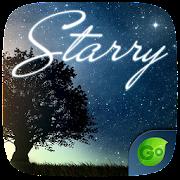 Starry GO Keyboard Theme Emoji  Icon
