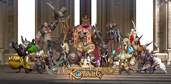 Play Mobile Royale MMORPG - Build a Strategy for Battle on PC, for free!