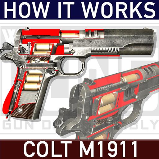 How it Works: Colt M1911 pistol