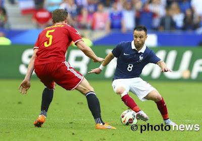 Mathieu Valbuena s'est fait une raison et évoque Karim Benzéma