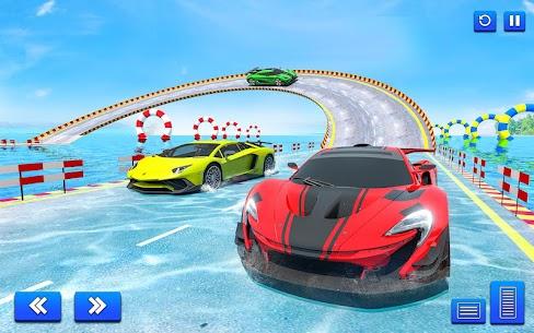 Water Surfing Car Stunts 1