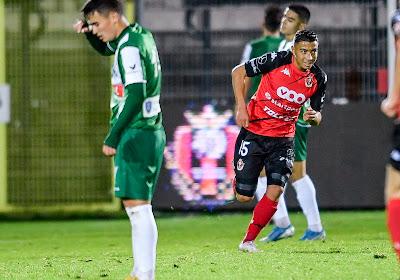 """Sami Lahssaini se met au service du coach: """"Je joue moins offensif, mais je tente de guider l'équipe"""""""