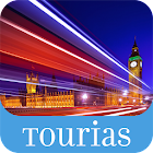 London Travel Guide - Tourias icon