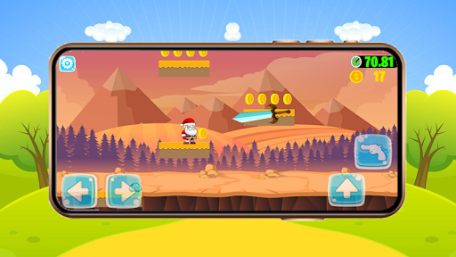 Super Jungle Santa Adventures - New Adventure Game android2mod screenshots 5