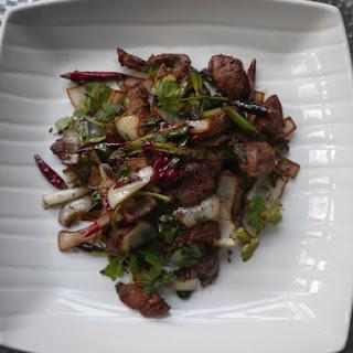 Xinjiang Cumin Lamb (Zi Ran Yang Rou)