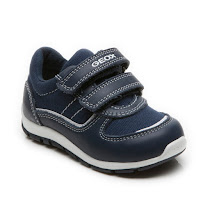 Geox Baby Shaax Trainer TODDLER VELCRO