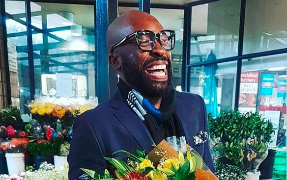 DJ Sbu aid he did not articulate himself properly.