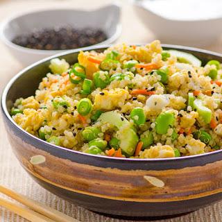Japanese Quinoa Salad Recipe
